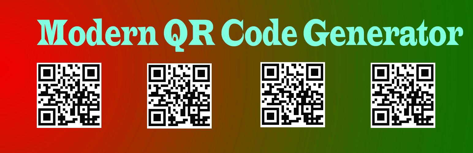 modern-qr-code-generator