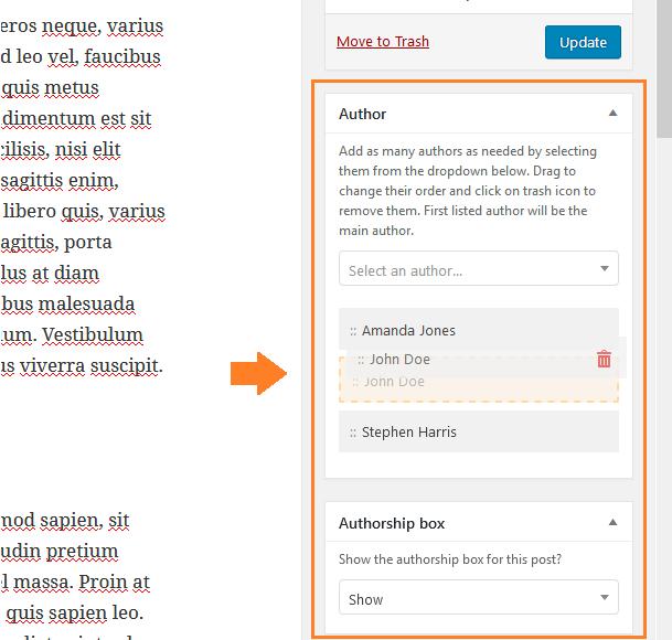 Molongui Authorship – WordPress plugin | WordPress org
