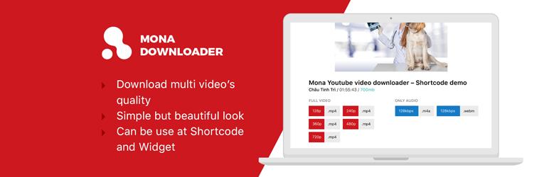 Mona youtube downloader wordpress ccuart Choice Image