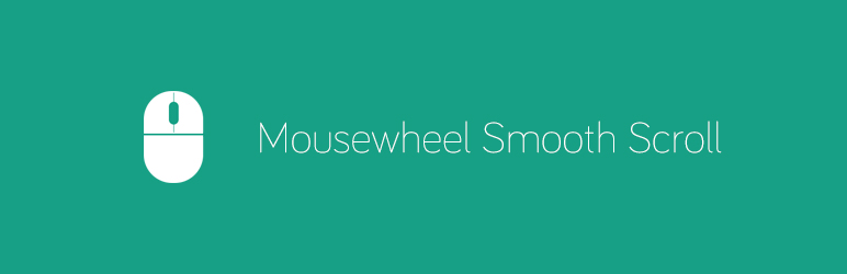 MouseWheel Smooth Scroll