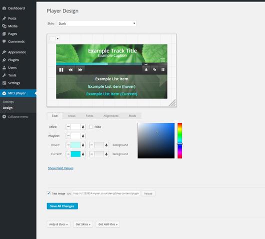 MP3-jPlayer – WordPress plugin | WordPress org
