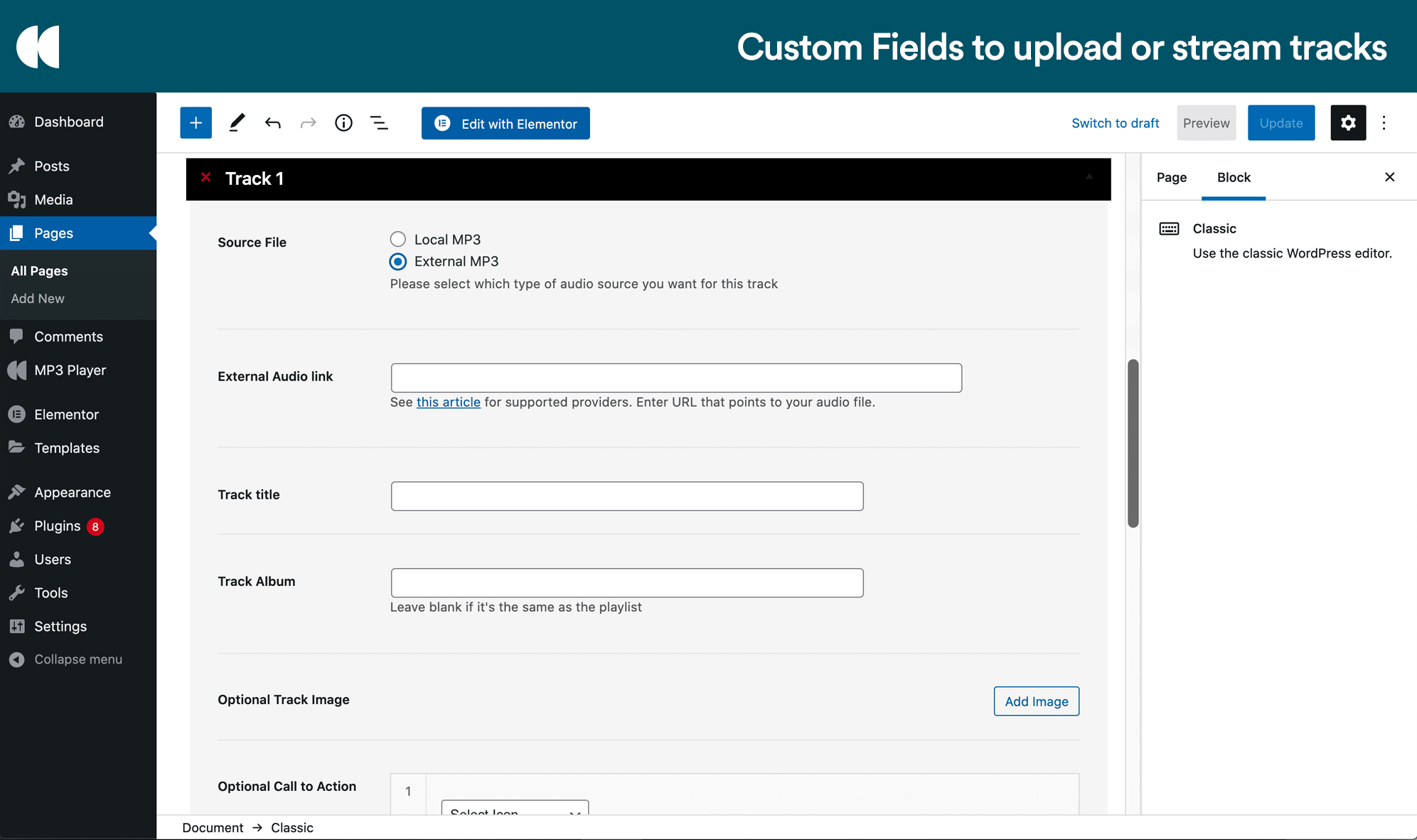 Playlist Statistic with Pro