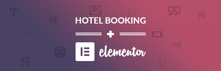 Hotel Booking & Elementor Integration