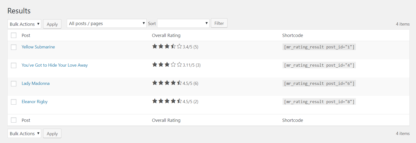 multi-rating screenshot 7