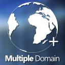 multiple-domain logo
