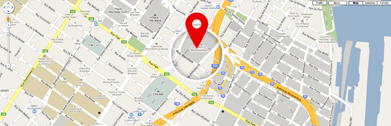 Multiple Location Google Map \u2014 Wordpress Plugins: Location To Location Map At Slyspyder.com