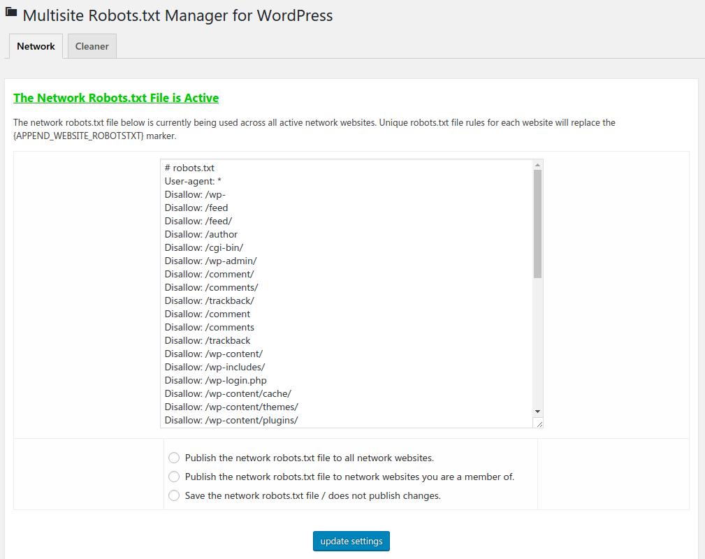 Eng/index.php/trackback - Network Admin Preset Robots Txt File Loaded Published
