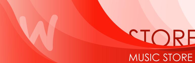 Music Store – WordPress eCommerce – WordPress plugin