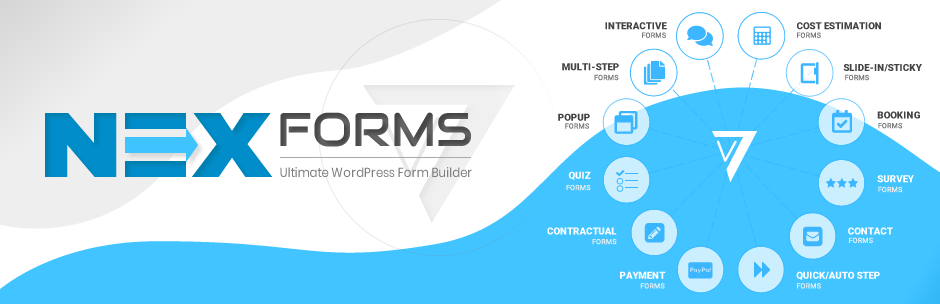 NEX-Forms – Ultimate Form Builder – Contact forms and much more