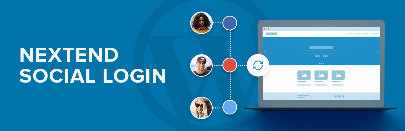 Nextend Social Login and Register (Facebook, Google, Twitter