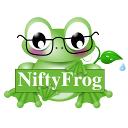 niftyfrog-og logo
