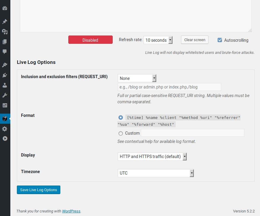 NinjaFirewall (WP Edition) – Advanced Security – WordPress