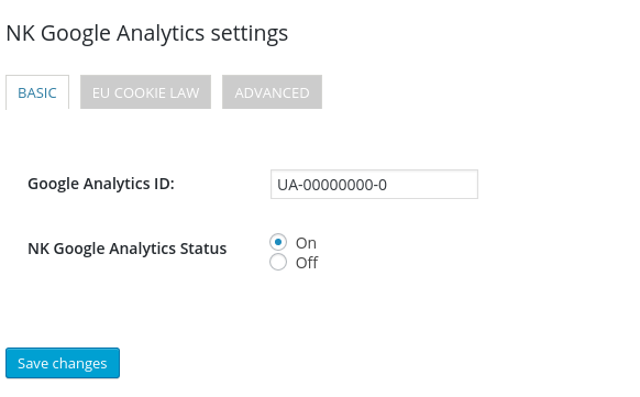 nk-google-analytics screenshot 2