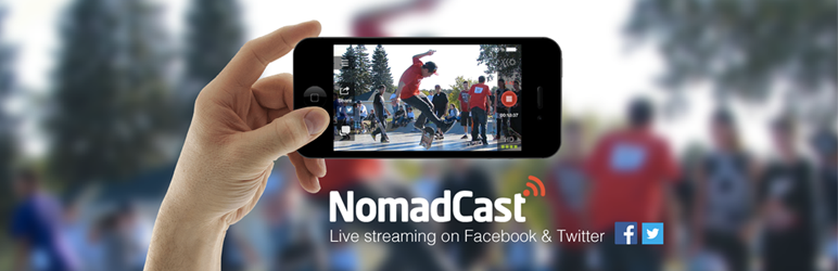 Thumbnail for NomadCast oEmbed