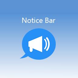 Notice Bar Wordpress Plugin Wordpress Org