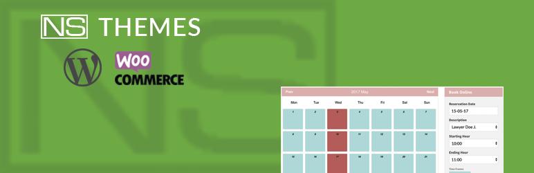 NS Booking Calendar Agenda