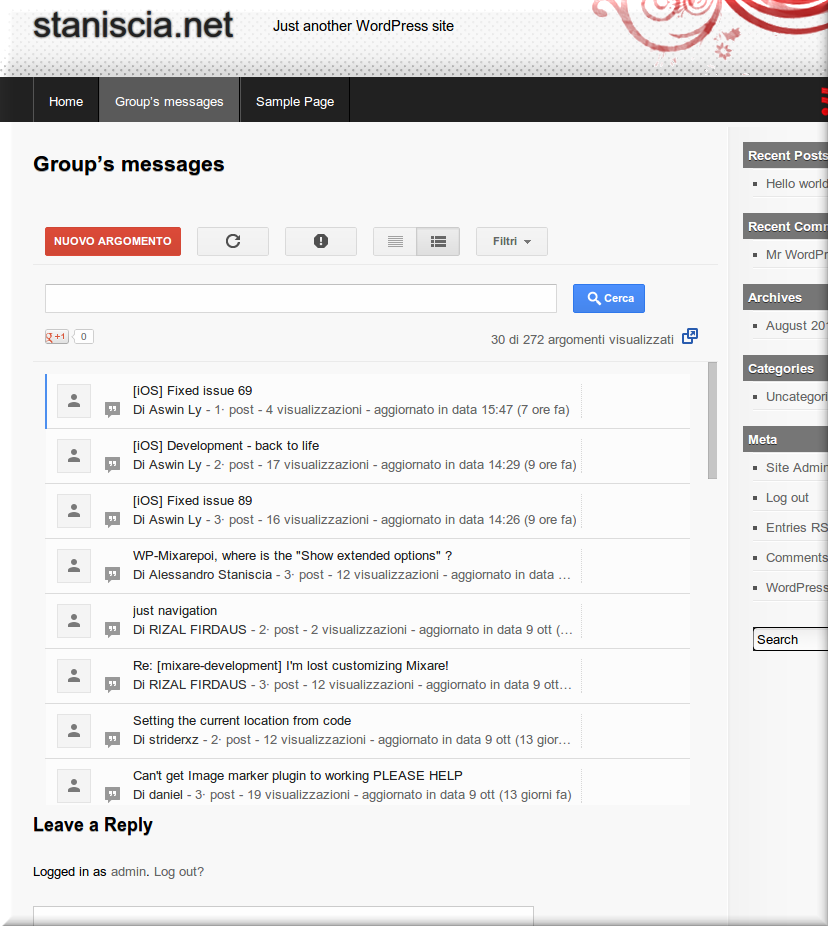 odynogooglegroups screenshot 2