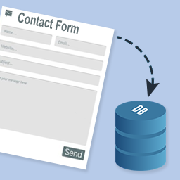 Contact Form7 Database