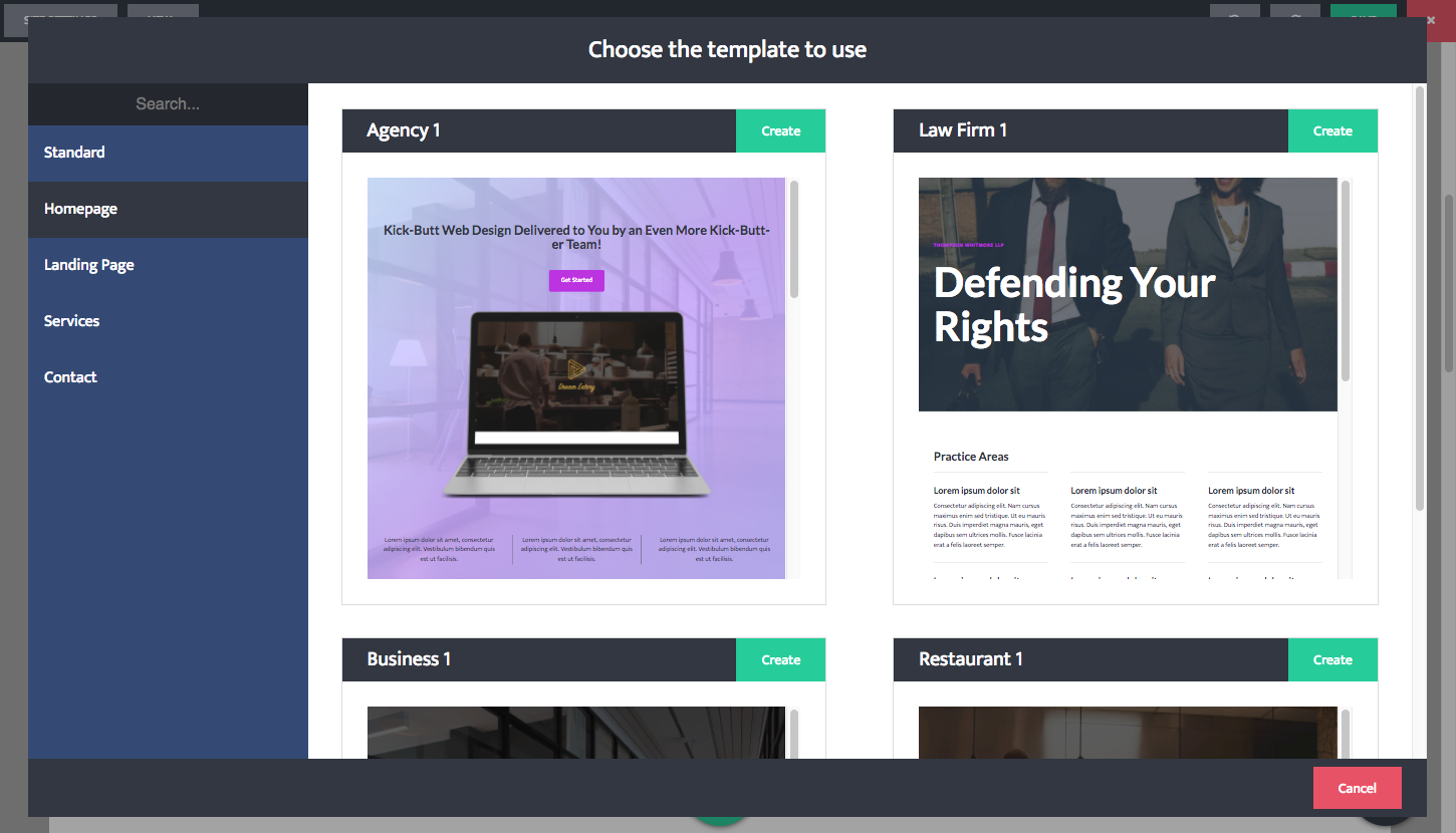 Offsprout Page Builder