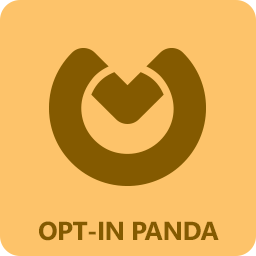 OnePress Opt-In Panda logo