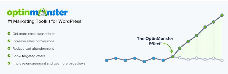 OptinMonster - Best WordPress Popup and Lead Generation Plugin