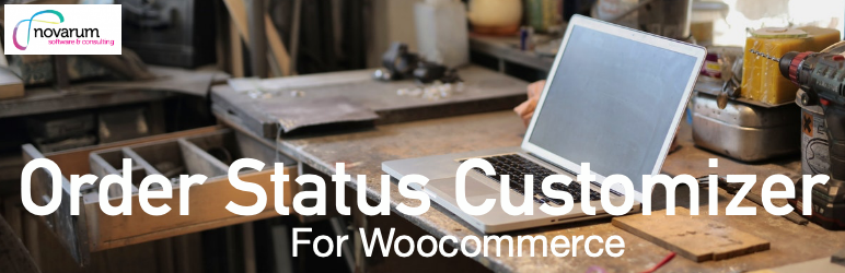 Order Status Customizer for Woocommerce