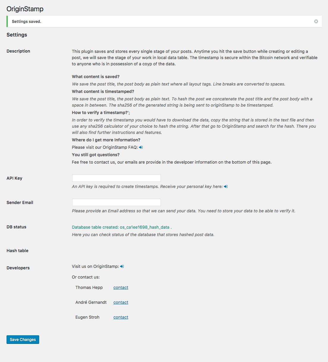 OriginStamp settings section screenshot-1.png.