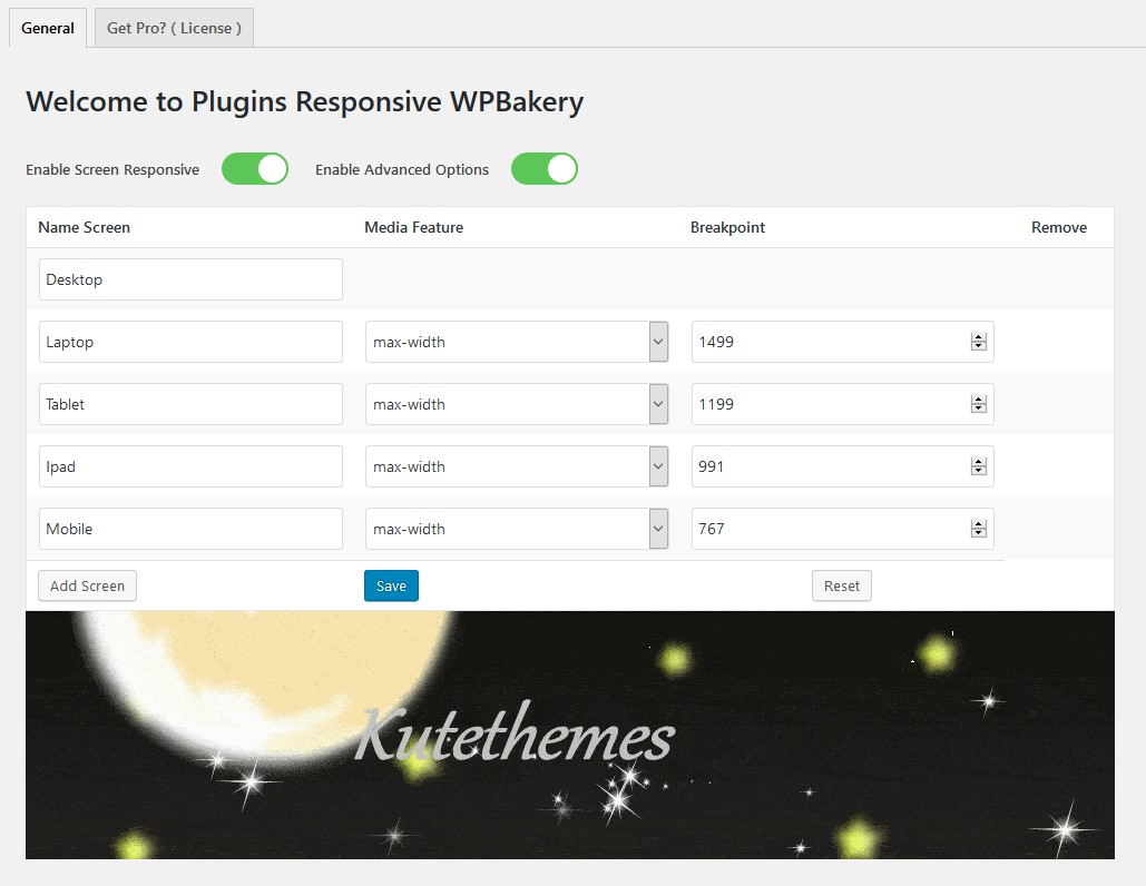 Ovic Responsive WPBakery