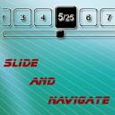 Thumbnail of Page navi slider