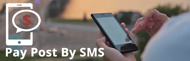 Pay Post By SMS