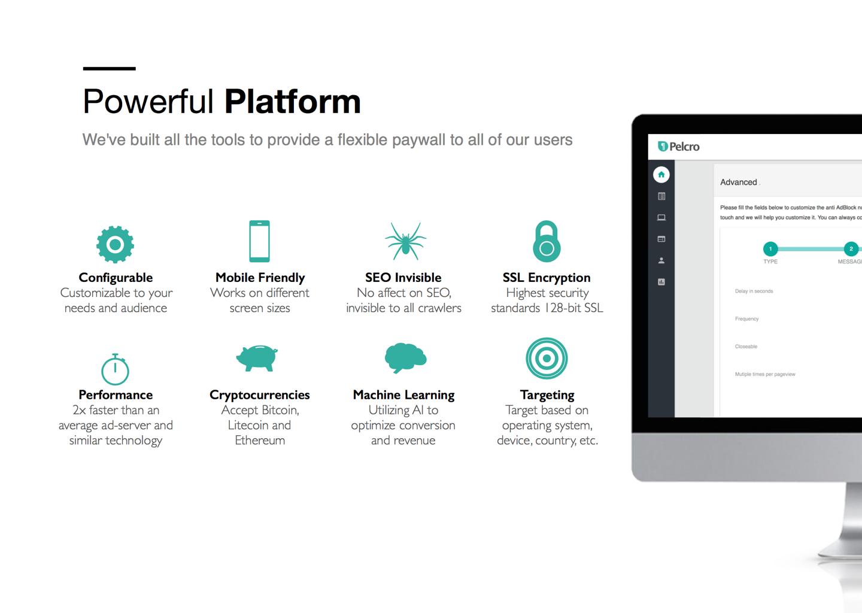 Powerful Platform
