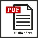 pdf embedder ロゴ