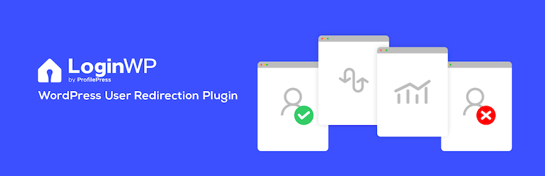 LoginWP (Formerly Peter's Login Redirect)