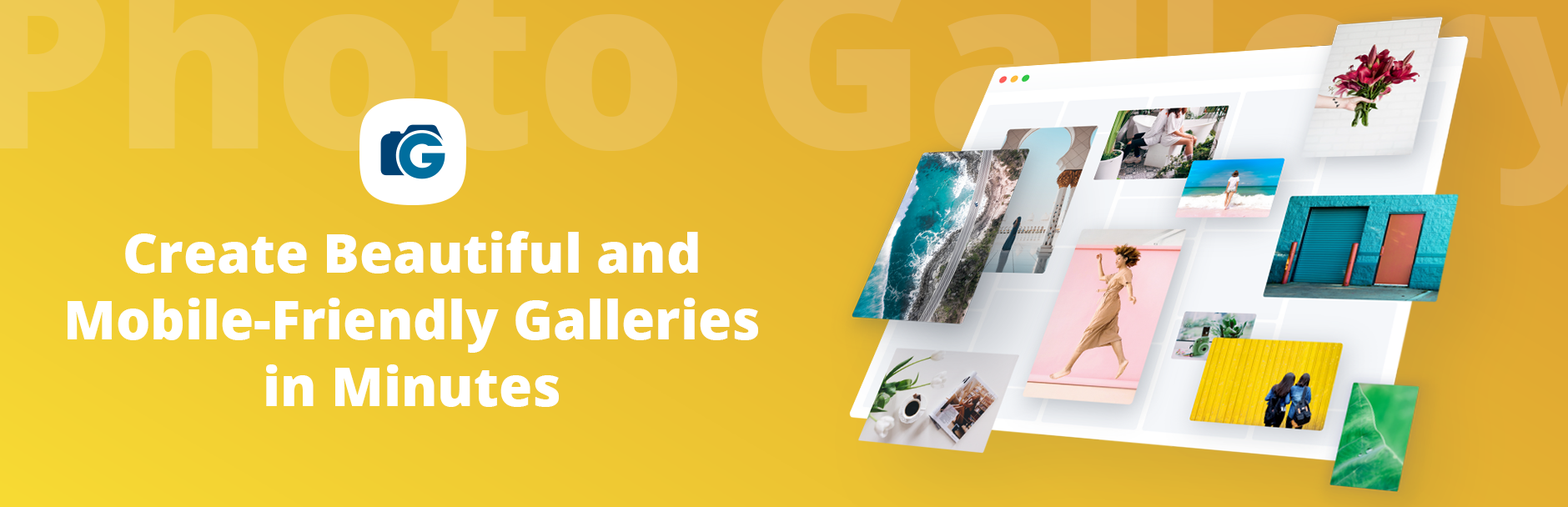 Gallery by 10Web – Mobile Friendly Image Gallery