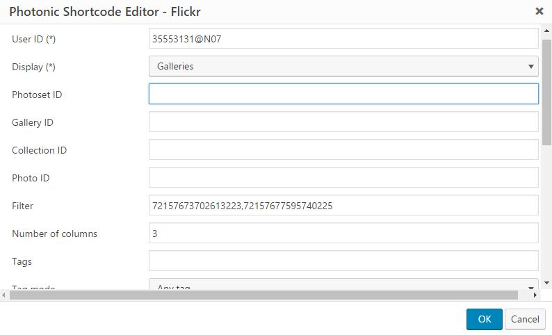 Photonic Gallery & Lightbox for Flickr, SmugMug, Google