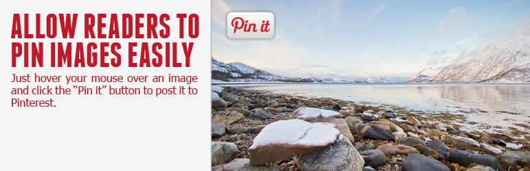 Pinterest Pin It Button For Images