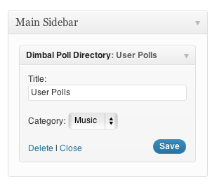poll-directory screenshot 2
