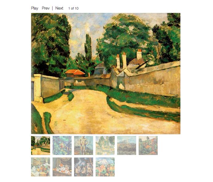 <p>Example gallery.</p>