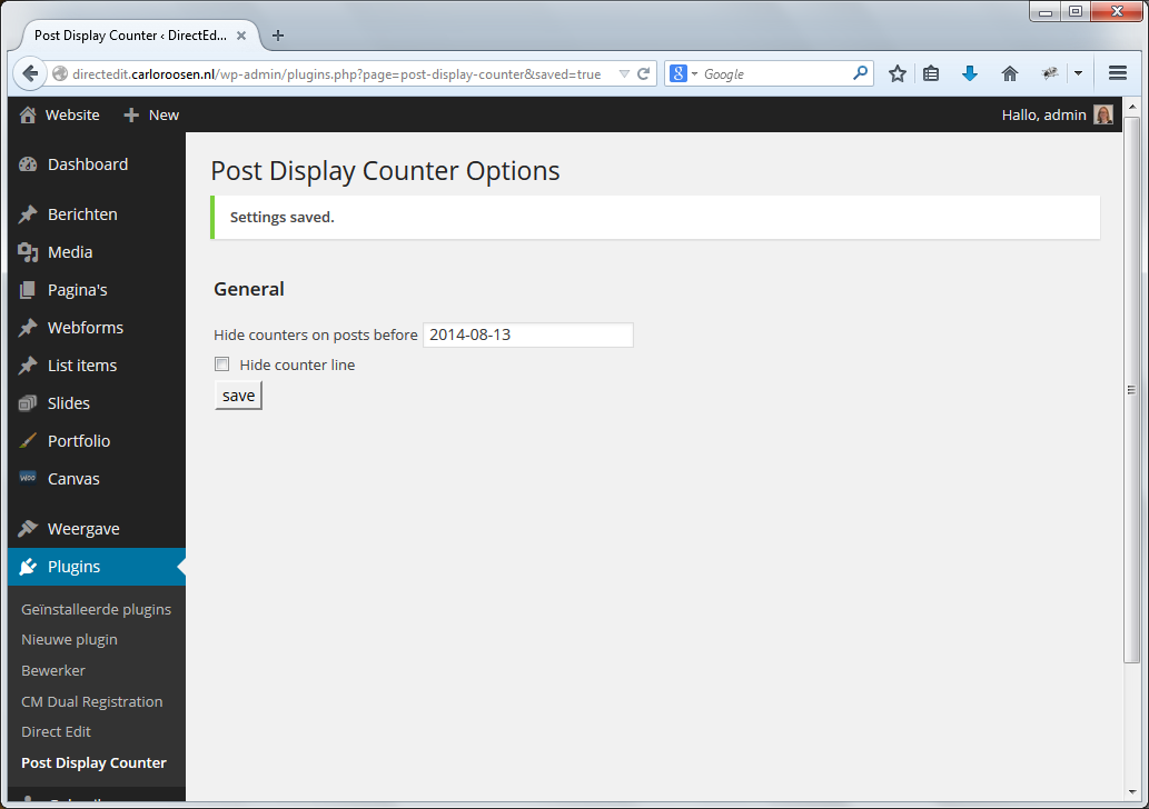 Options page screenshot-2.png.