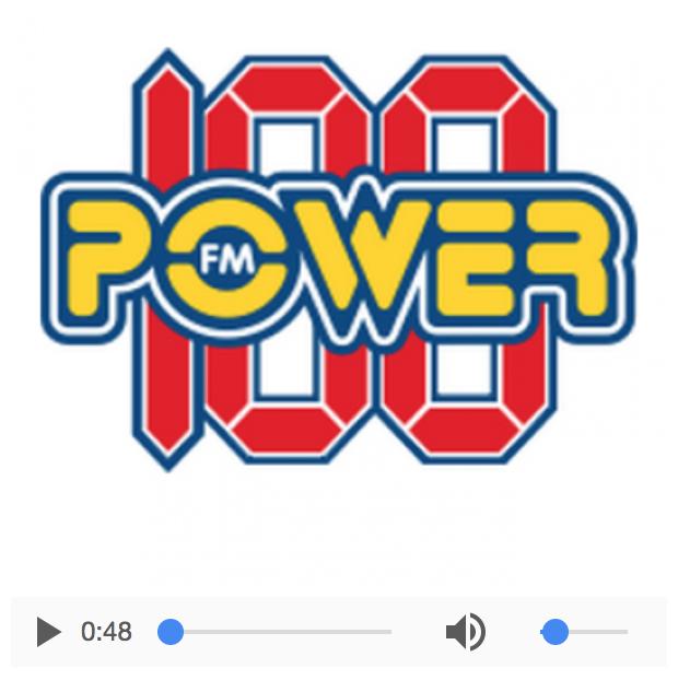 PowerFM Player Görünümü