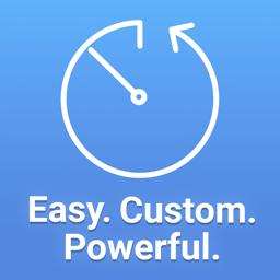 powr-count-up-timer logo