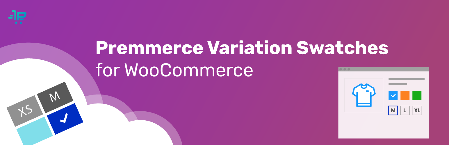 WooCommerce size and color swatches plugin