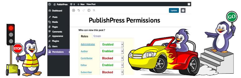 PressPermit – WordPress plugin | WordPress org