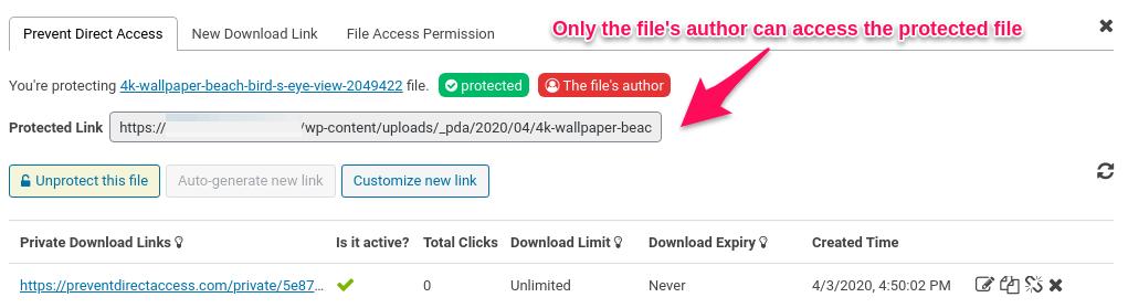 Prevent Direct Access – WordPress plugin | WordPress org