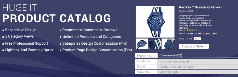 Catalog — WordPress Plugins