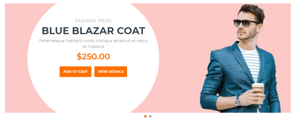 Product Slider For WooCommerce Lite- Carousel Template 2