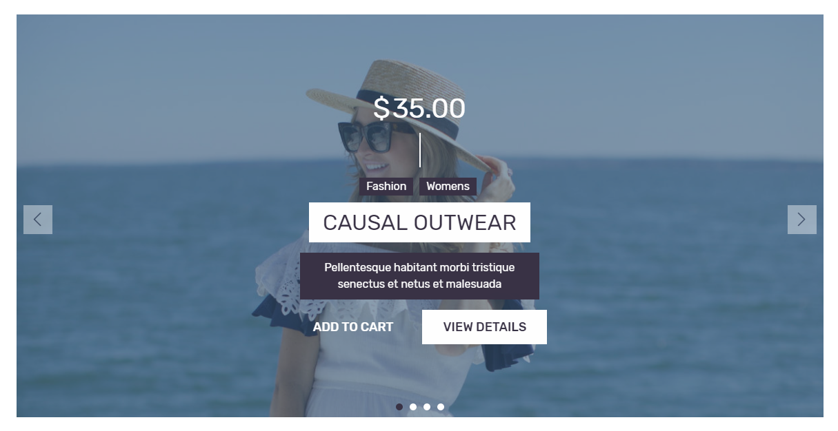 Product Slider For WooCommerce Lite- Carousel Template 4