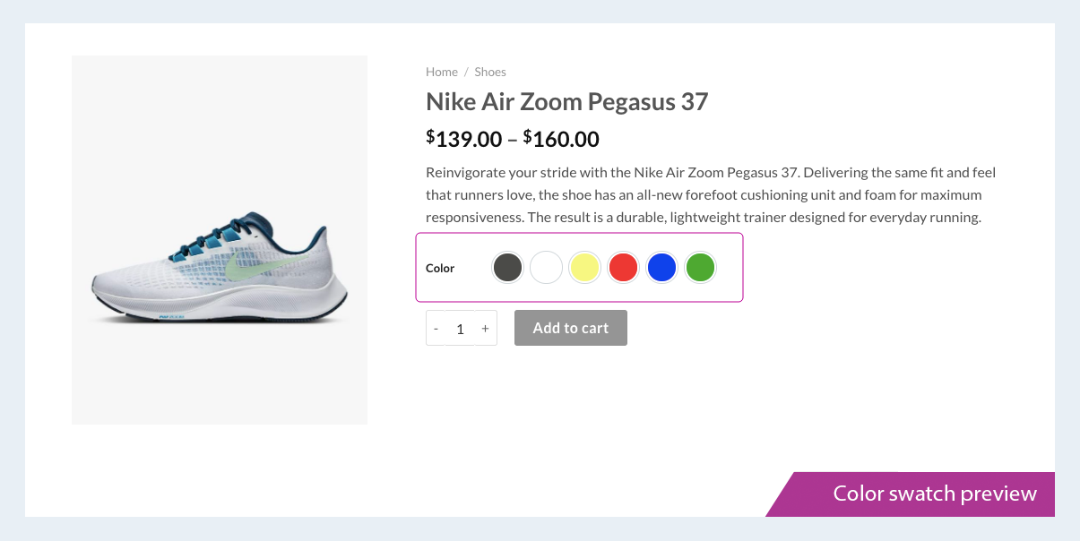 Get The Product Attribute Label Name In Woocommerce 3