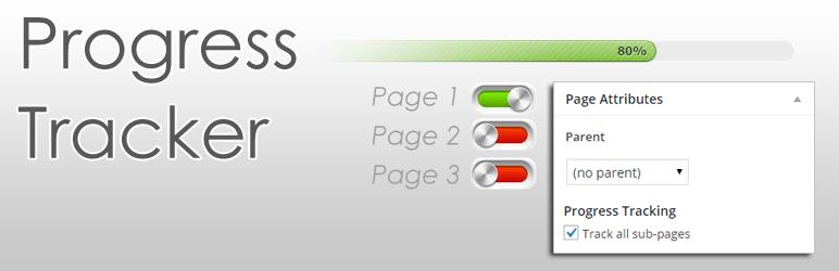 progress tracker wordpress org