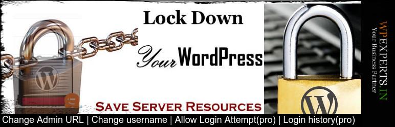 Protect WP Admin